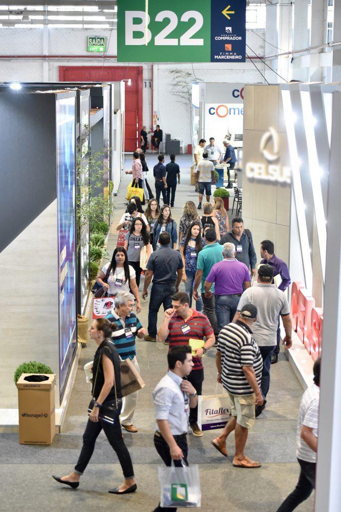 Fimma Brasil 2019 anuncia novidades para a indústria moveleira