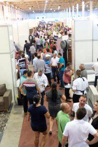2ª Mostra de móveis de Ubá encerra com 7 mil visitantes