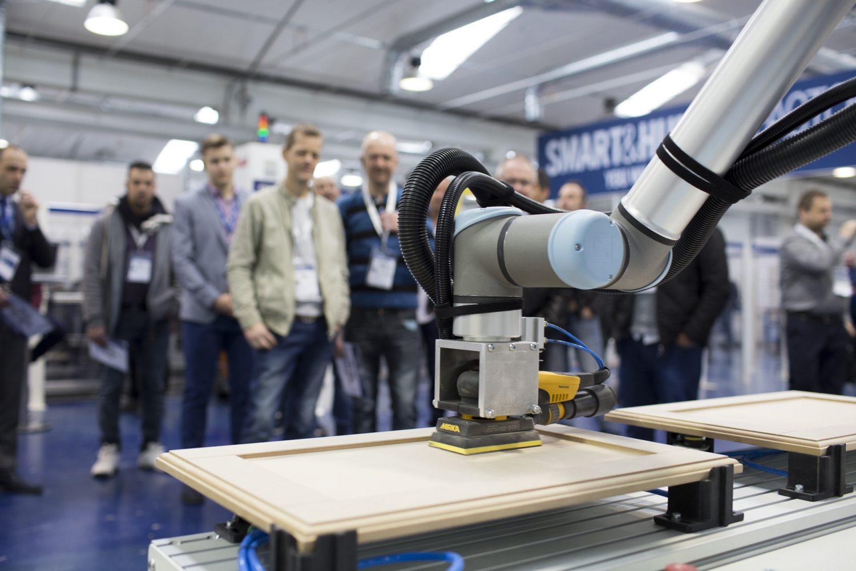 Fábrica inteligente e humana é destaque do Open House da SCM