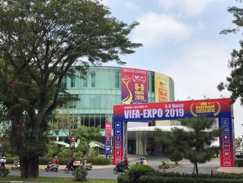 Artefama representa o mobiliário brasileiro em feira do Vietnã