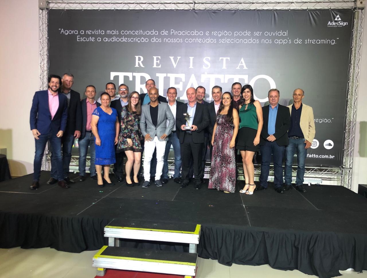 Cipatex® conquista prêmio Great Place to Work 2018